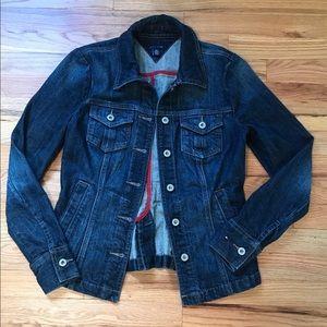 Tommy Hilfiger Jean jacket size small